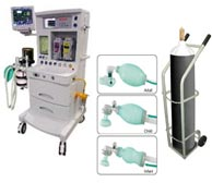 Advanced Anaesthesia Workstation